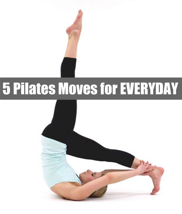 17 Best Ideas About Pilates Moves On Pinterest