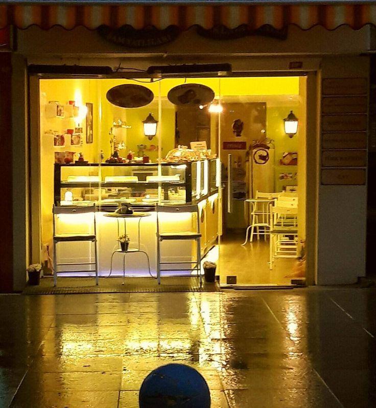 Our shop - Dükkanımız