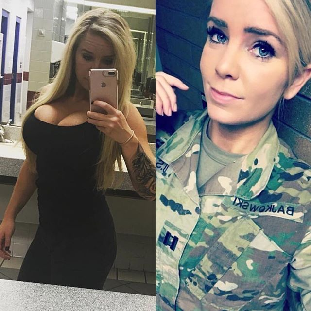 Hot Military Women Military Girl Army Women