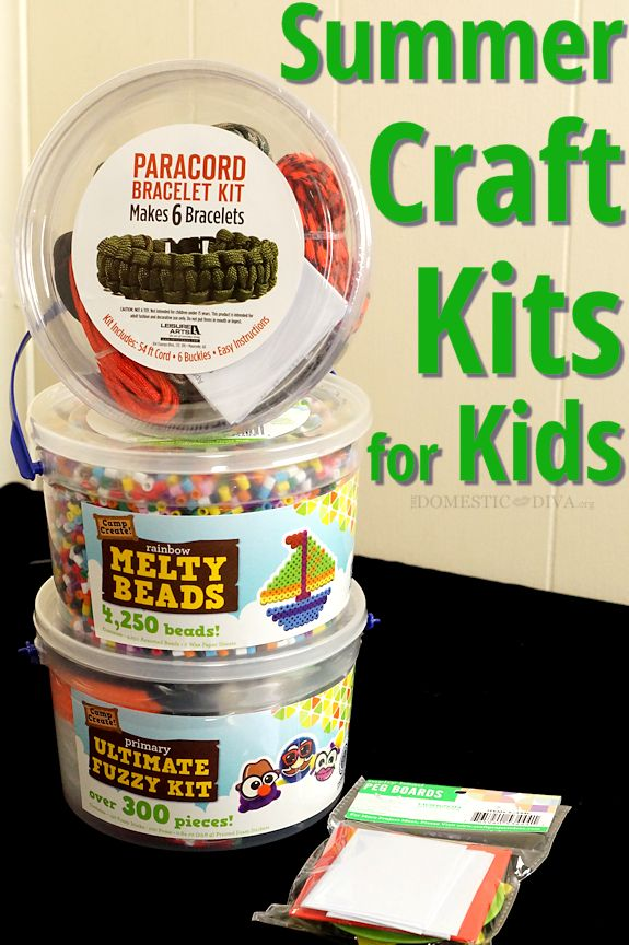 25 best ideas about craft kits for kids on pinterest for Walmart arts and crafts