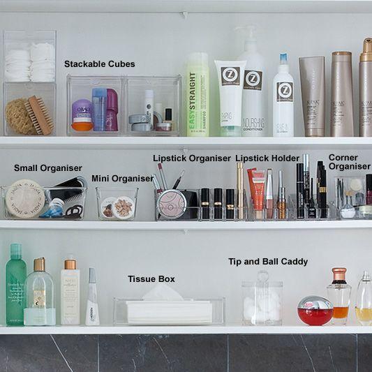 Bathroom Mirror Organizer 19 best bathroom bliss images on pinterest | organized bathroom