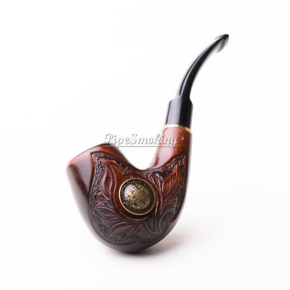 Wood carving Pipes Tobacciana Wooden smoking pipes от PipeSmoking