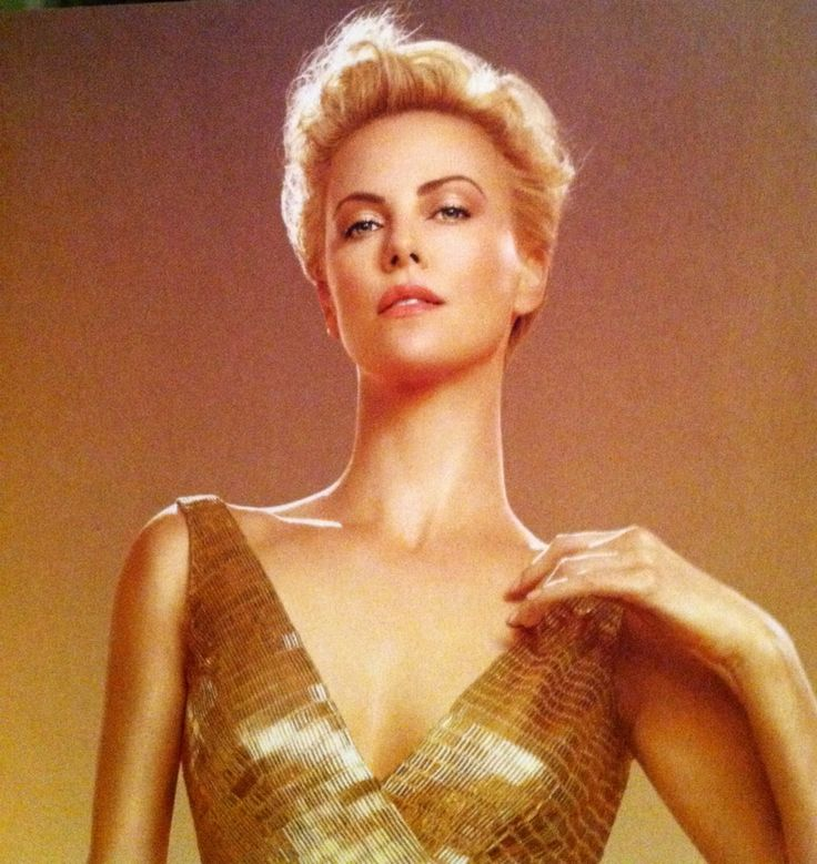 Charlize Theron Ny Blondes: 26 Best I Need New Hair Images On Pinterest