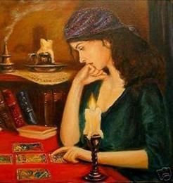Divination and Oracles ☽ Navigating the Mystery ☽ Reading the tarot cards