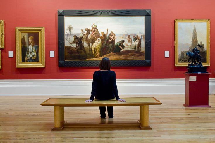 Art Gallery Google Search Silent Room Pinterest London Art