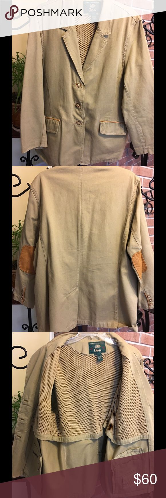 Men's sport jacket from Orvis Great condition Orvis Jackets & Coats