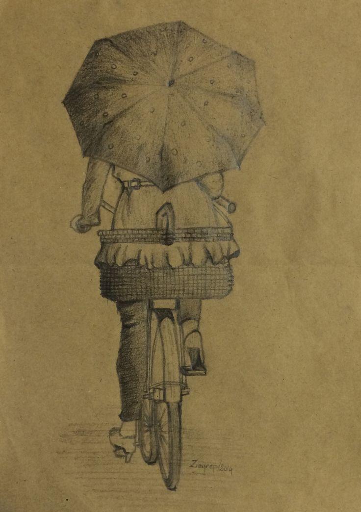 bisiklet karakalem - Google'da Ara
