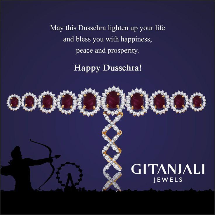 #Gitanjali #Jewels #Facebook Page for #Dusshera.