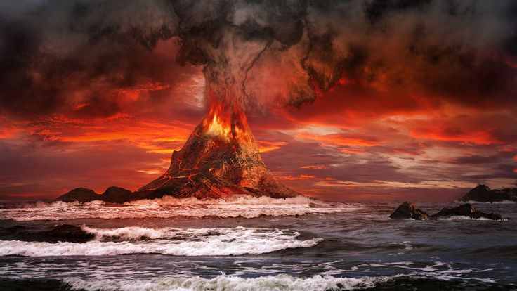 Theres worrying volcano news. But could that be good climate news?