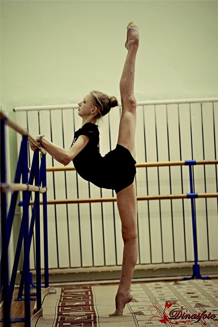 и фотографии балерин гимнасток