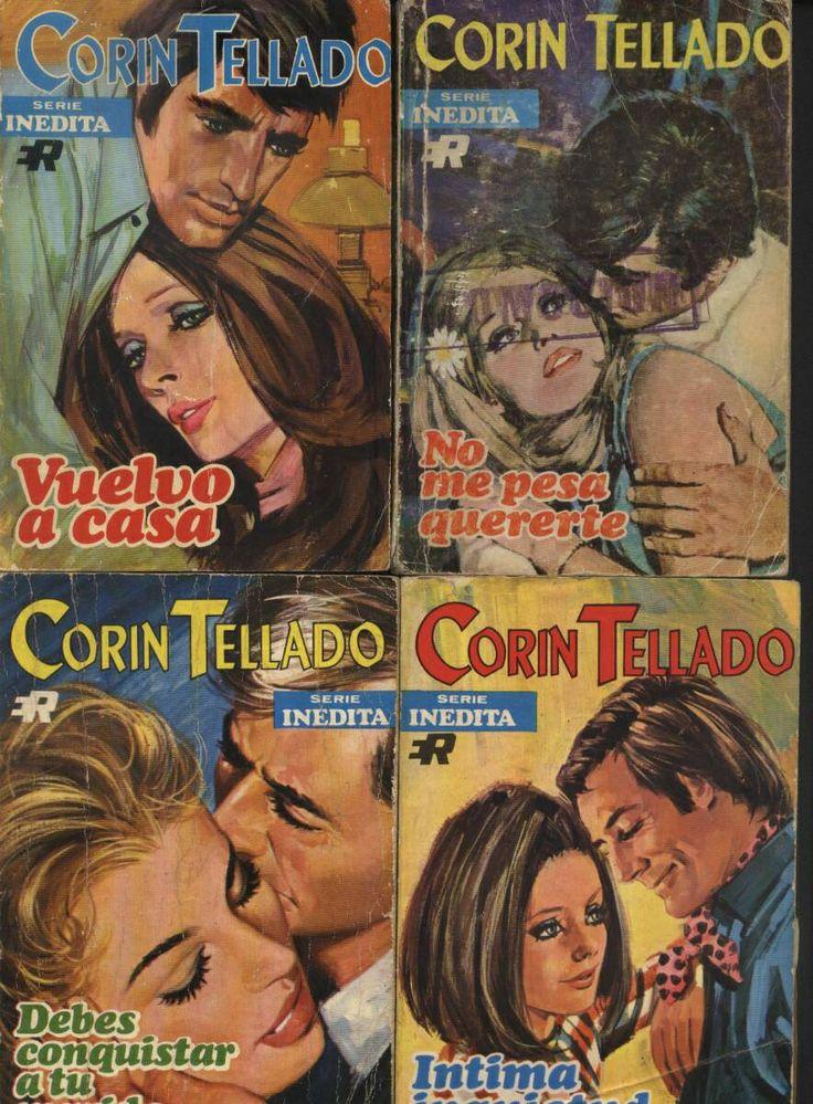 Corin Tellado, Novelas Rosas