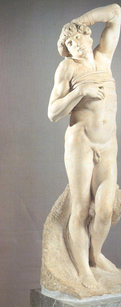 Микеланджело Буонарроти (1475 — 1564)  рабы 1
