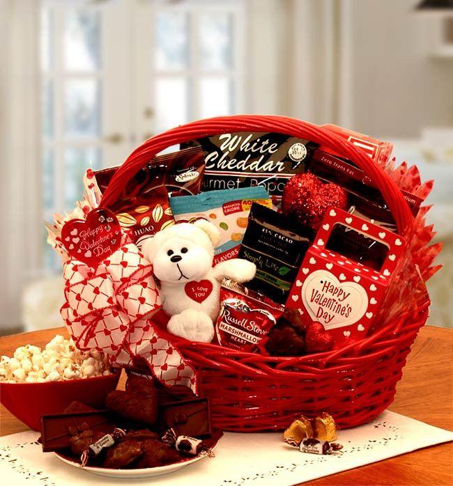 My Sugar Free Valentine Gift Basket