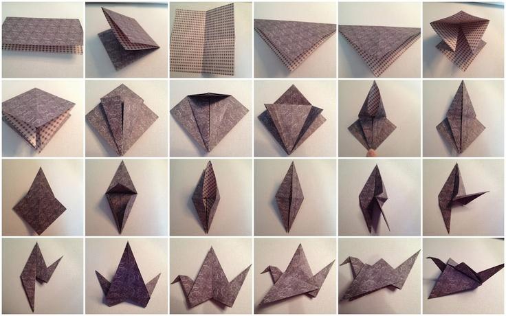 japansk origami