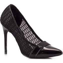 Czarne Szpilki Black Heels Giustina