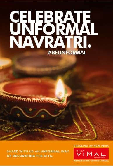 Send us photos of your Unformal way of decorating the diya this festival season and you could #win exciting prizes .