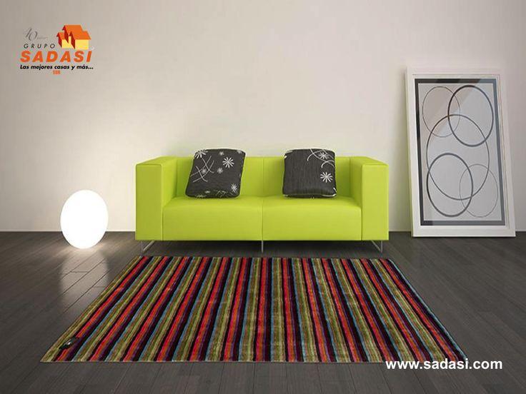 #sadasi LAS MEJORES CASAS DE MÉXICO. Haga de su estancia principal un espacio acogedor, colocando alfombras de lana; éstas se pueden adaptar fácilmente a cualquier superficie sin importar desniveles. Además, son de fácil mantenimiento y cuentan con una gran variedad de diseños y tamaños. En Grupo Sadasi, le invitamos a conocer nuestro desarrollo en Playa de Carmen, LOS OLIVOS. nvaldez@sadasi.com
