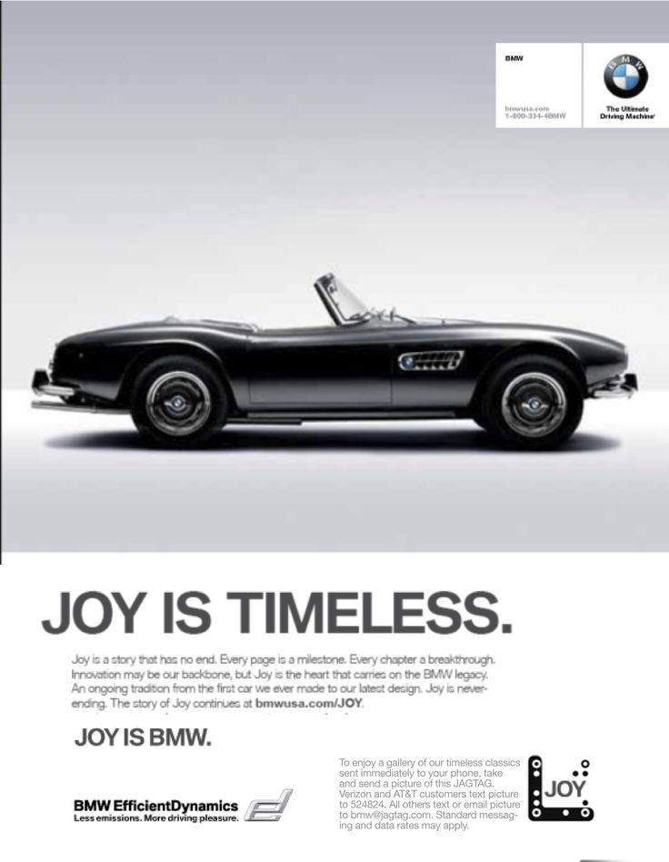 bmw communication objectives Marketing plan of bmw by kasi  bmw has used several advertising means for promoting their products this includes television for branding campaigns, new car .