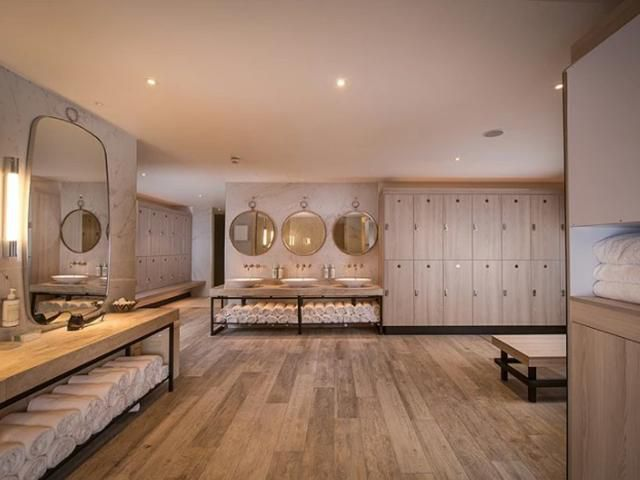 9 Best Luxury Gym Changing Rooms Luxury Gym Changing