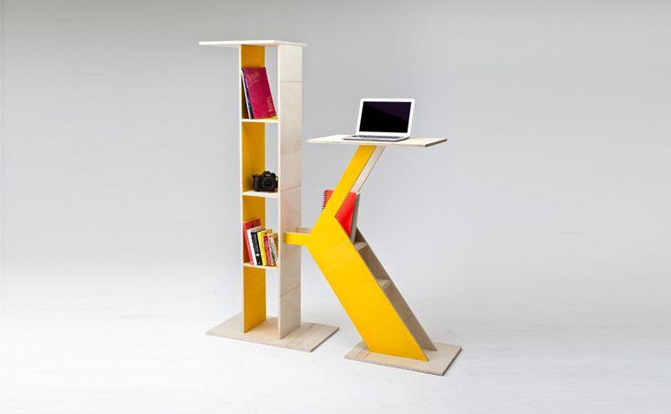 Typomöbel by Tom Reinert Design