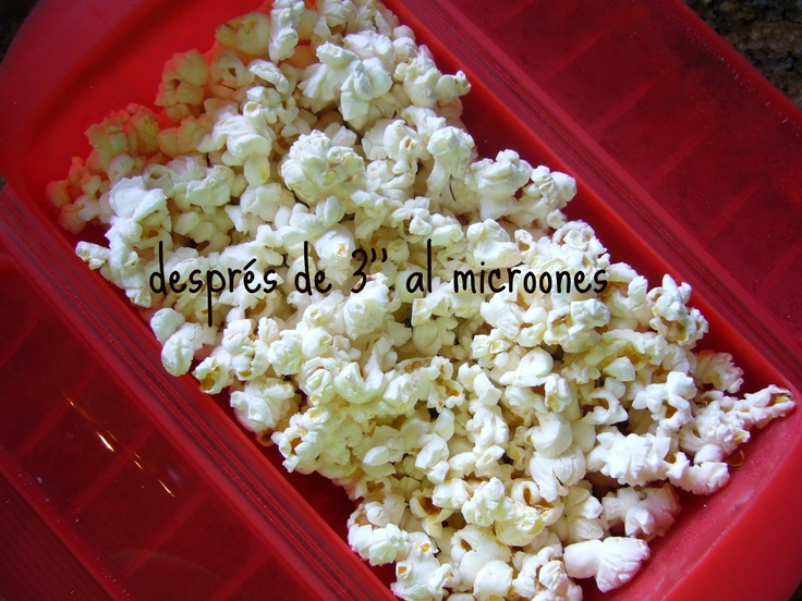 popcorn and lekué