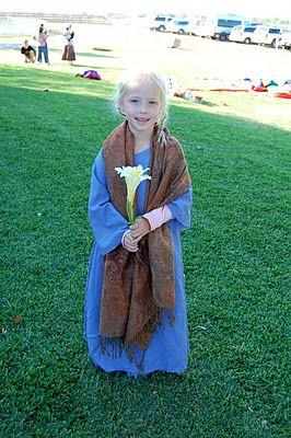 St. Maria Goretti saint costume
