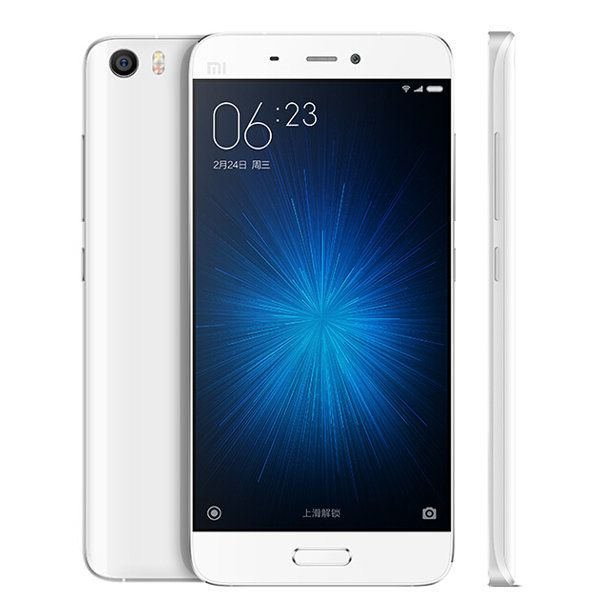 Xiaomi Mi5 5.15-inch 3GB RAM 64GB ROM Snapdragon 820 Quad Core 4G Smartphone…