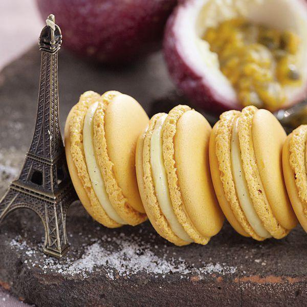 Macarons eignen sich ganz wunderbar zum Verschenken. Einfach diesen kleinen Gruß aus Madagaskar schön verpacken und fertig ist ein köstliches Geschenk...