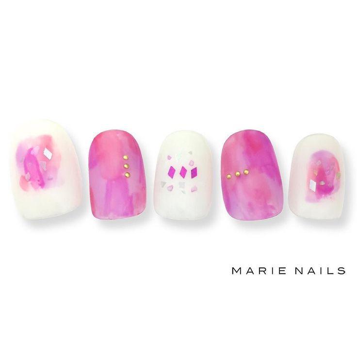 #マリーネイルズ #ネイル #kawaii #東京 #ジェルネイル #ネイルアート #swag #marienails #ネイルデザイン #naildesigns #trend #nail #toocute #pretty #nails #ファッション #naildesign #ネイルサロン #beautiful #nailart #tokyo #fashion #ootd #nailist #ネイリスト #gelnails #pinknails #大人ネイル #大人可愛イ #ピンクネイル