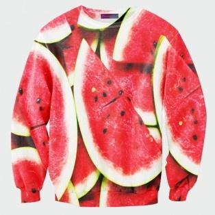 Sugarpills Clothing - Sweat Watermelon