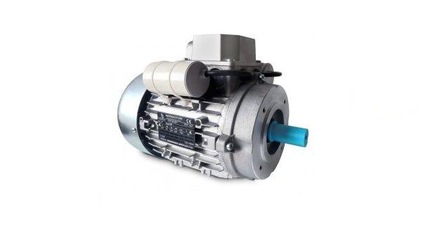 Motori elettrici monofase di produzione nazionale, disponibili tutte le taglie IEC, realizzazioni speciali con attacchi a disegno, B3,B5, B14 e doppia forma