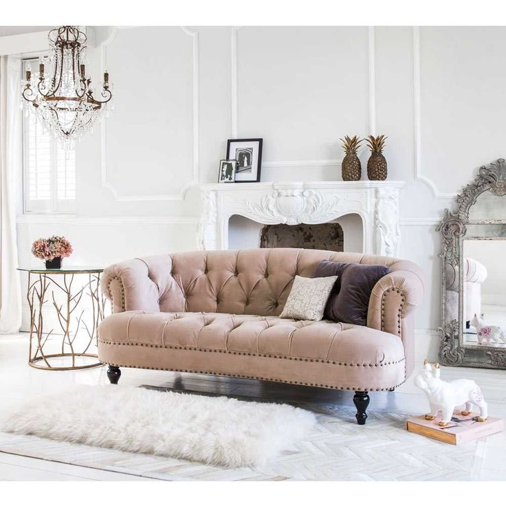 chablis roses sofa pink velvet sofa pink french bedroom sofa