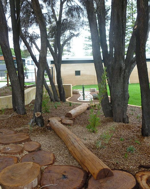 Cottesloe Playgroup and Scouts May 2014 #naturalplaygrounds #natureplaysolutions #naturalplayspace