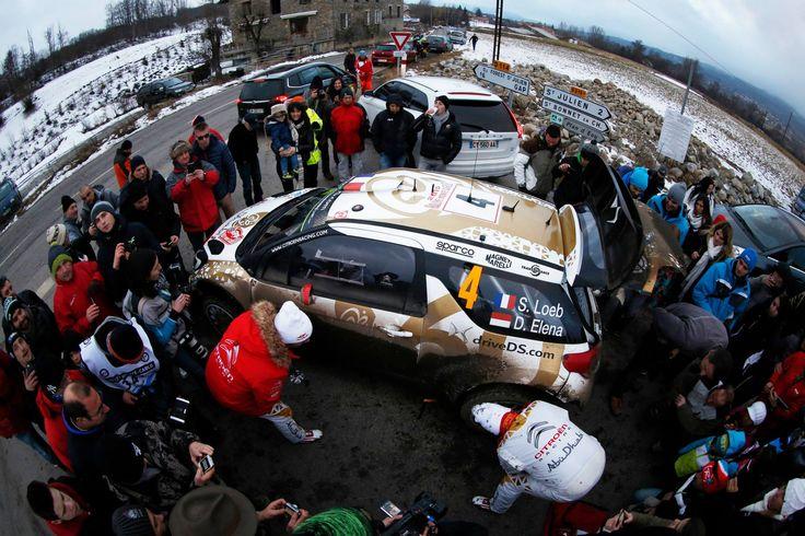 Rallye Monte Carlo 2015 : jour 2.