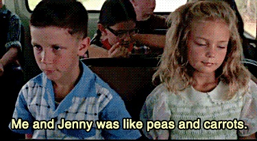forest gump.