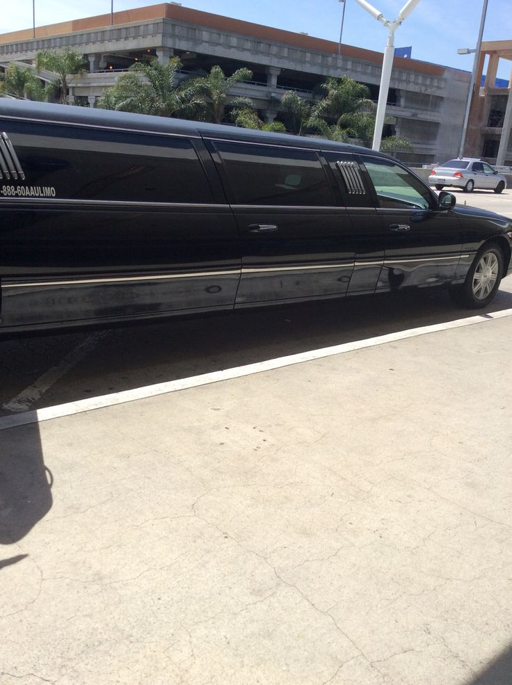 I just LOVE limos don't you??