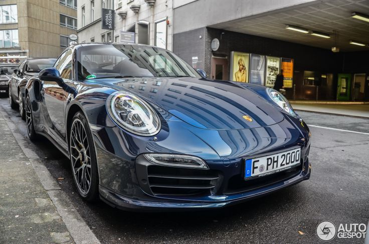 Porsche 991 Turbo S 2