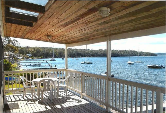 CLEARVIEW: Enjoy all day sunny all, a Lake Macquarie Cottage | Stayz