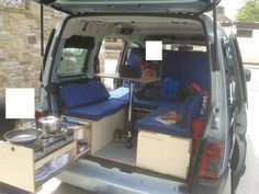 selling 06 peugeot partner 1.9d with amdro conversion £4750 taxed/mot | Campervan Life