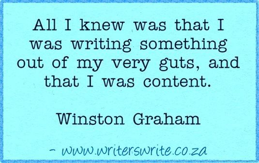 Quotable - Winston Graham