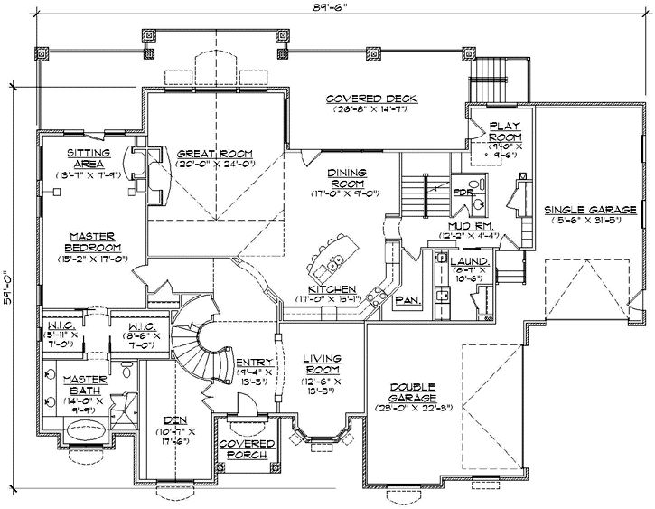 The Perfect House Plan 155 best luxury style house plans images on pinterest | dream