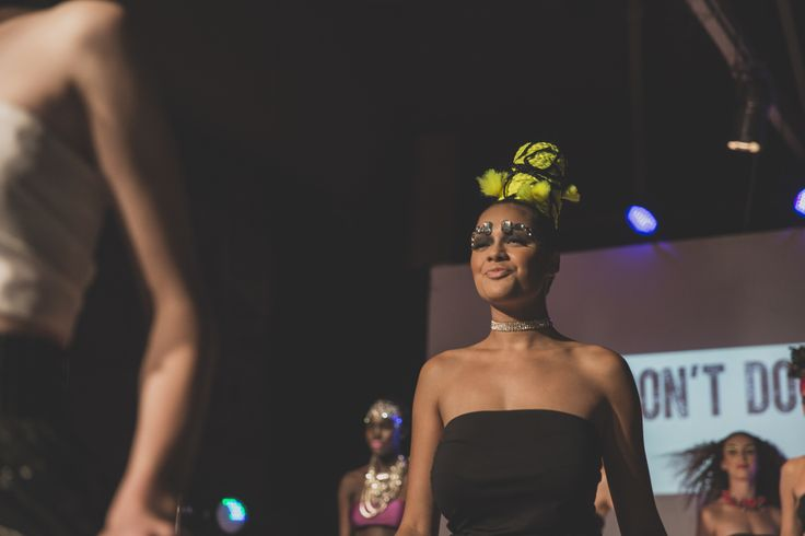 Collaboration with HAIR Hair By Marcela and MAKE UP My Canvas by Tammie Smith for Raw Adelaide #hair #make up #runway #fashion #model #streetstyle #dontdopretty