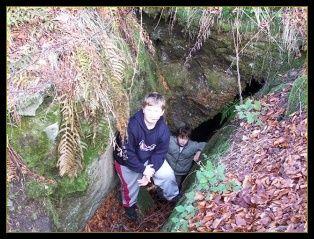 KST Bardejov | Jaskyne neďaleko Bardejova