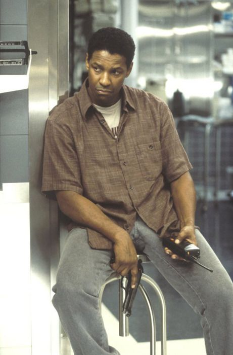 "Denzel Washington- From my ALL TIME (2ND) FAVORITE FILM ""John Q""! God I love this guy!"