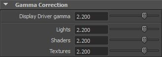 Gamma Correction and Linear Workflow - Solid Angle