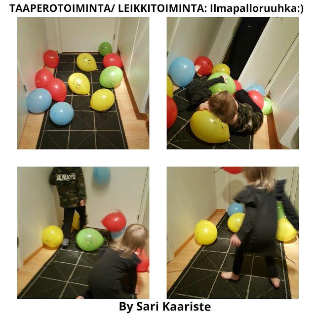 leikit, sisäleikit, ilmapallot, ilmapalloleikki
