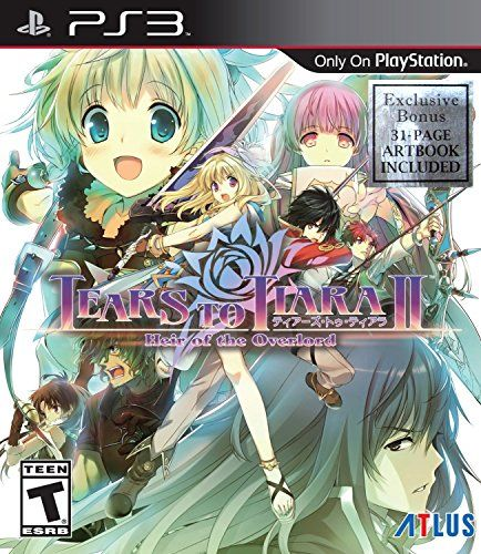 Tears to Tiara II: Heir of the Overlord - PlayStation 3 A...
