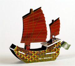 PotSCS 012 - Jade rebel ship Sea Serpent