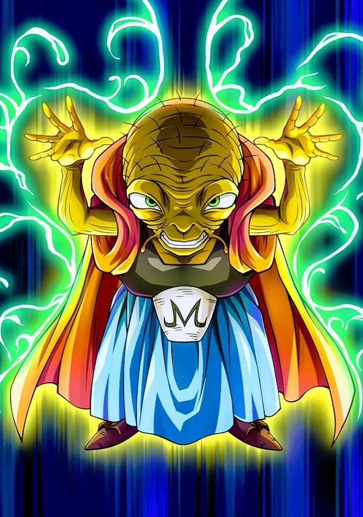 Babidi Dragon Ball Z Dragon Ball Z Dragon Ball Dragonball Z