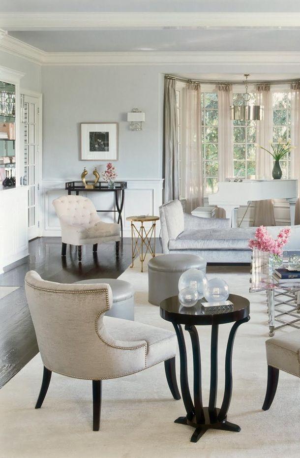 Veranda magazine featured jennifer lopez california home for Veranda living rooms